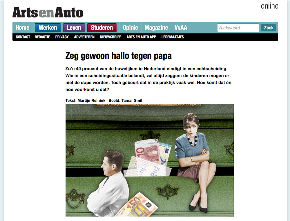 Arts-en-Auto-Zeg-gewoon-hallo-tegen-papa